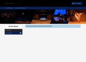 goucher.universitytickets.com