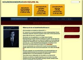goudenhanddrukadviseurs.nl