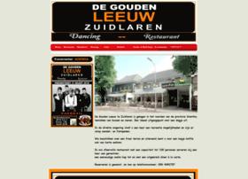 goudenleeuwzuidlaren.nl