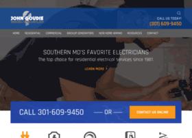 goudieelectric.com