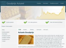 goudprijsactueel.nl