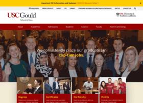 gould.usc.edu