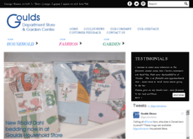 gouldsonline.co.uk