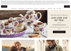 gouldsstores.co.uk