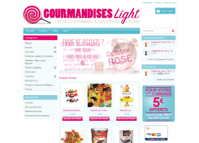 gourmandises-light.com