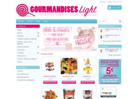 gourmandises-light.com