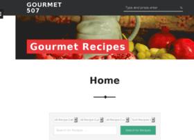 gourmet507.com