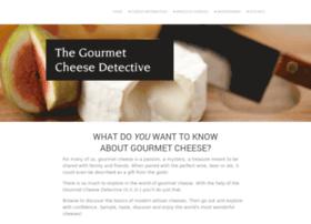 gourmetcheesedetective.com