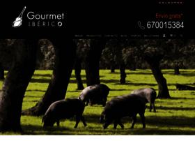 gourmetiberico.com