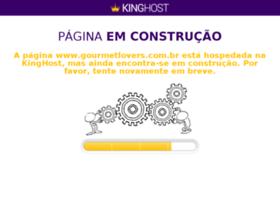 gourmetlovers.com.br