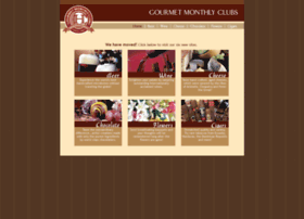 gourmetmonthlyclubs.com