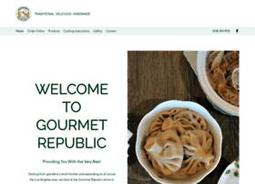 gourmetrepublic.net