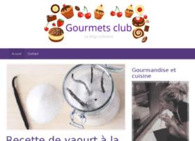 gourmetsclub.fr