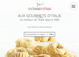 gourmetsditalie.com