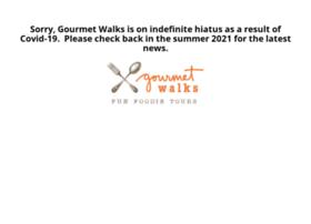 gourmetwalks.com