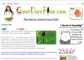 goutdiethub.com