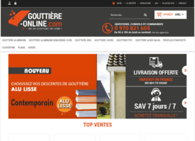 gouttiere-online.com