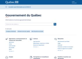 gouv.qc.ca