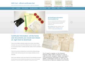gov-certificates.co.uk