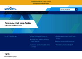 gov.ns.ca