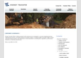 governance.energytransfer.com