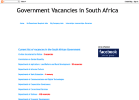government-vacancies-in-south-africa.blogspot.com