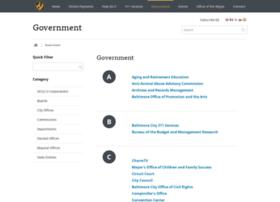 government.baltimorecity.gov