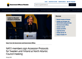 government.se