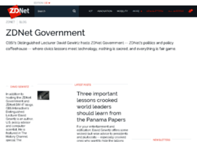government.zdnet.com