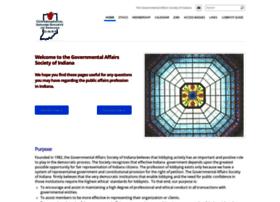 governmentalaffairssociety.org