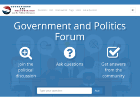 governmentandpolitics.net