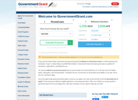 governmentgrant.com
