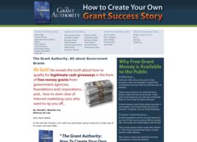 Governmentgrantauthority.com