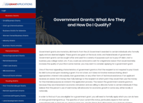 governmentgrants.us
