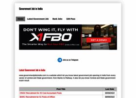 governmentjobinindia.com