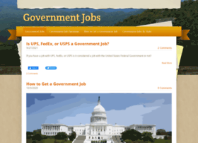 governmentjobs.org