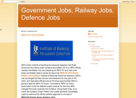 governmentjobs2015-2016.blogspot.in