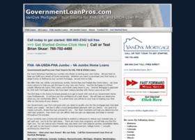 governmentloanpros.com