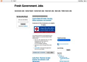 governmentnaukrialerts.blogspot.com