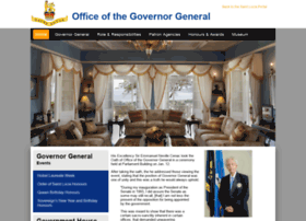 governorgeneral.govt.lc