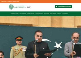 governorsindh.gov.pk