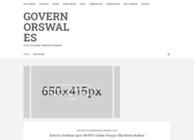 governorswales.org.uk