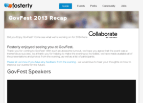 govfest.fosterly.com