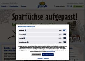 govinda-natur.de
