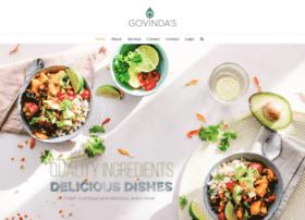 govindas.com