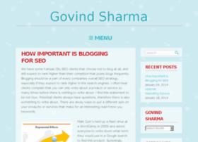 govindsharma791.wordpress.com