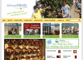 govisitisrael.com