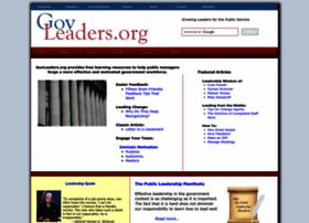 govleaders.org