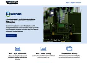 govliquidation.com