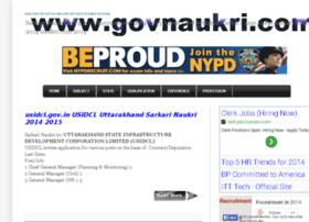 govnaukri.com